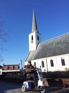 Nard Balk voor de Witte Kerk